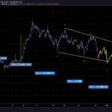 『日経平均株価急落!エリオット波動で見てみると?』の画像