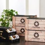 『【数量限定販売】「サッポロ 黒ラベル コロコロストッカー」 「サッポロ 黒ラベル 収納BOX」発売』の画像