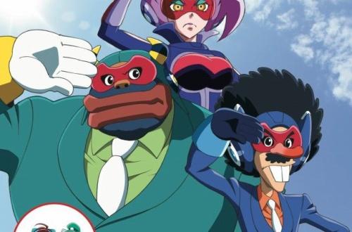 【音楽】KinKi Kids、アニメ「タイムボカン 逆襲の三悪人」オープニングテーマを担当 光一&剛のソロ企画ものサムネイル画像