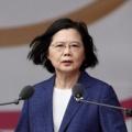 台湾総統、米軍受け入れ認める 中国の脅威「日々増大」  米CNNテレビのインタビューで