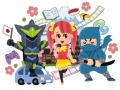 【悲報】最近の女児アニメさん、なぜか約1万円もする巨大アクリルスタンドを売ってしまう……