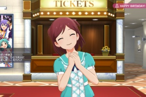 【ミリマス】美咲ちゃん誕生日おめでとう!&本日はミリシタ一周年!