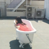 『【過去乃木】蘭世のお風呂ショットきたあああ!!! お風呂ショットではあるなw』の画像
