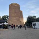 『アゼルバイジャン観光 乙女の塔』の画像