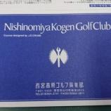 『宅建協会・尼崎支部ゴルフ大会!!』の画像