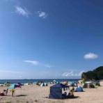 最近の入田浜