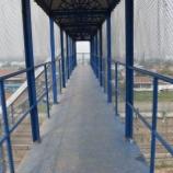 『【高速鉄道】これぞチャイニーズクオリティ!!恐怖の跨線橋に行ってみた。』の画像