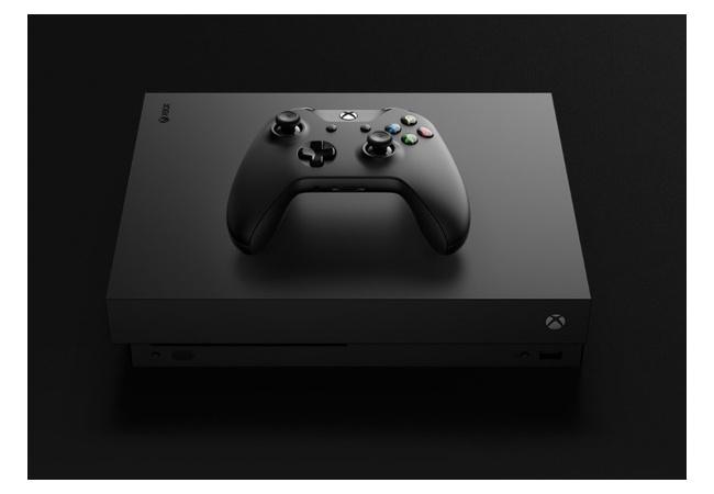 スコルピオ「Xbox One X」が発表!かなりの性能、価格は499ドル