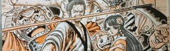 【悲報】尾田栄一郎、ゾロの刀の擬人化を気に入ってしまうwwww