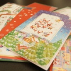 『心を伝える!Eメール・文通・SNSで使える自然なクリスマス・新年の英語メッセージ集』の画像