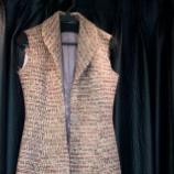 『新作ドレスコートピンクを製作』の画像