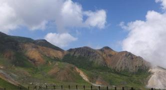 夏の北海道ツーリングの写真貼ってく