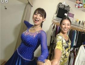 【画像】静岡で爆乳の女子アナウンサーを発見wwwww