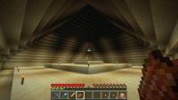 大ピラミッドに秘密の部屋を作る (前編)