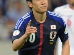ゴール決めた香川に満足感なし 「自分のなかでは納得いかない」