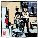 イラストレーター兼漫画描き・花小金井正幸の日々「絵描人デイズ」