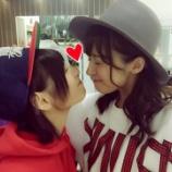 『【乃木坂46】『妹がきてるの!』握手会での衛藤美彩と北野日奈子の絡みが可愛すぎるwww』の画像