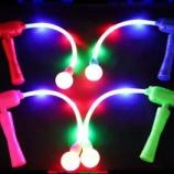 『光るおもちゃ「ぐるぐるフラッシュ棒」』の画像