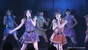 横山チームK『RESET』Wセンターに松井珠理奈、山本彩