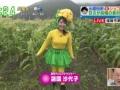 【画像】元ミス東大で読売テレビの諸國沙代子アナ(26)、トウモロコシの被り物をしてお仕事