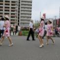 2014年 第64回湘南ひらつか 七夕まつり その47(織り姫と県警音楽隊パレード)の1