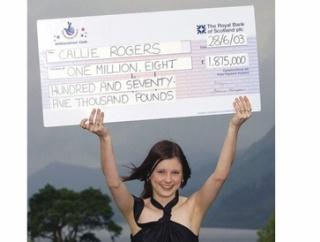 【画像】16歳で宝くじで2億4500万円当選した少女のその後・・・