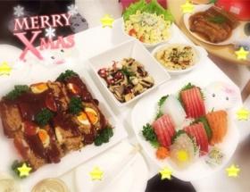 辻希美さん、見事なクリスマスディナーを披露 → 鬼女嫉妬wwww