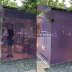 外国人「日本のこの公衆トイレが物凄く未来的だったよ!」