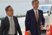 翁長知事が中国へ「経済・自治体交流進める」 輸入規制緩和要請も