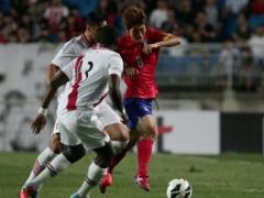 韓国のサッカーはシュート56本で1ゴールの便秘サッカー