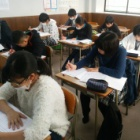 『入試講習始まりました』の画像