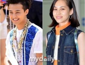 BIGBANG・G-DRAGON&水原希子、韓国でのデート姿が話題