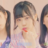 『【乃木坂46】3期生MVの名前テロップがメンバーのサイリウムカラーになっている件!!!』の画像