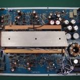 『パイオニア カーアンプRS-A-50X コンデンサ交換』の画像