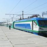 『ウズベク鉄道の電化とアフガン鉄道の延伸【ウズベキスタン・アフガニスタン】』の画像