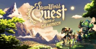 シリーズ最新作『スチームワールド クエスト』がニンテンドースイッチ向けに発表!デッキを構築して戦うカードRPGに