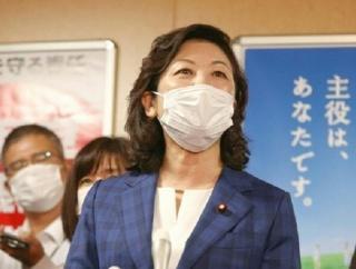 「元●●●の嫁が…?」野田聖子氏、総裁選初出馬。