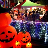 『下戸田ミニパークでミニミニへそまつり 戸田市で今年最初となるイルミネーション点灯式がありました』の画像