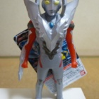 『ウルトラヒーローX 05 ウルトラマンエックス(ウルトラマンゼロアーマー) レビューらしきもの』の画像