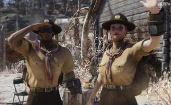 パイオニアスカウトの制服