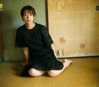 【乃木坂46】「EX大衆」アザーカット第3弾の鈴木絢音が美しい。