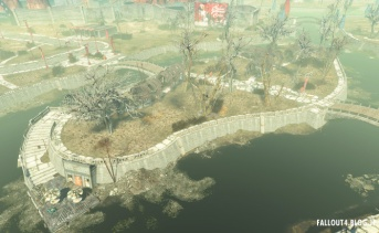 Nuka Island - Player Settlement