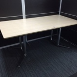 『岡村製作所 ラティオ� ミーティングテーブル 4L26MA 買取りしました!』の画像