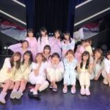 HKT48ひまわり組+AKB48チームBのコラボ公演終了後のHKT48メンバーの投稿