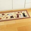 キッチンに立つのが楽しくなりそうな、ネコの後姿にほ…