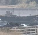 【速報】 石川の海岸に小型木造船 北朝鮮から漂着か 乗っていた男性を聴取