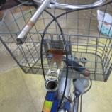 『中古自転車の整備について』の画像