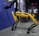 【動画】ボストンダイナミックの四足歩行ロボットがついにドアを開ける!