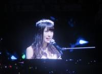 NMB48 5周年ライブで渋谷凪咲がピアノ弾き語りをするもうまく歌えず→ヲタが歌い出して会場全体で合唱ww
