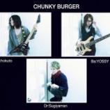 『自己紹介〜CHUNKY BURGERとは〜』の画像